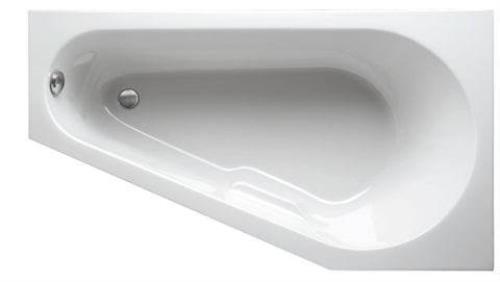 Mauersberger Acryl Raumsparwanne Stricta 160 X 90 X 44 5 Cm