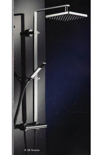 hsk duschsystem modell rs 500 universal zum anschluss an vorhandene armatur. Black Bedroom Furniture Sets. Home Design Ideas