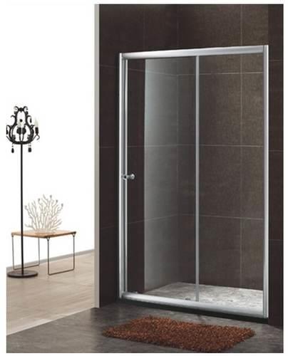 dusch schiebet r f r nischeneinbau 1100x1900 mm. Black Bedroom Furniture Sets. Home Design Ideas